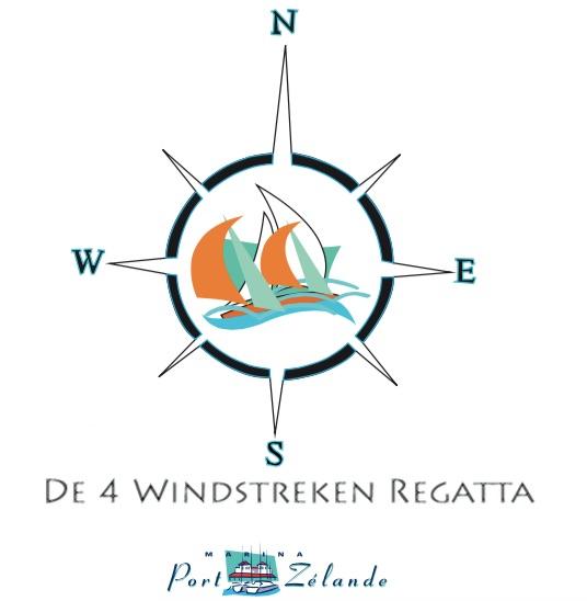4 windstreken